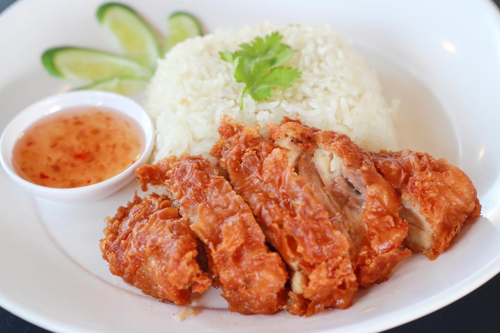 Thai Food On Santa Monica Blvd